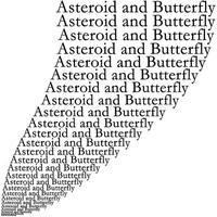 やのとあがつま(矢野顕子&上妻宏光) / Asteroid and Butterfly [LP]