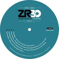 DAVE LEE (ex. JOEY NEGRO) / DAVE LEE PRESENTS 30 YEARS OF Z RECORDS - EP 5 [12inch]