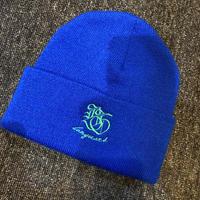 Banguard×Lef deep Knit Cap(blue)