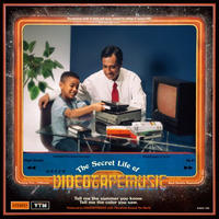 VIDEOTAPEMUSIC / The Secret Life Of VIDEOTAPEMUSIC [LP+DL]