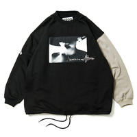 11月入荷予定 - CYBORG CREW SWEAT / TBKB(BlACK)