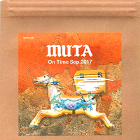 DJ MUTA / On Time Sep. 2017 [MIX CD]