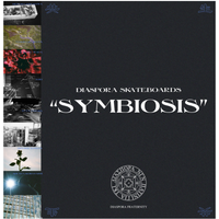 "Diaspora skateboards / ""SYMBIOSIS"" Complete Set [DVD+USB+CD+ZINE]"
