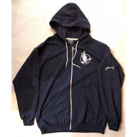 -PRILLMAL-STAY FLY!! : ZIP HOOD