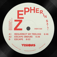 ZEPHERIN SAINT / RESURRECTION EP [12inch]