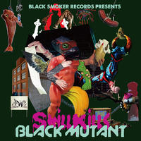 skillkills / BLACK MUTANT [CD]