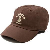 CLASSIC BONG 6PANELS CAP (BROWN