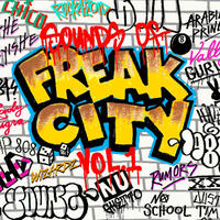 Various Artists / Sounds of Freak City Vol​.​1 [CD]