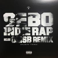 GEBO / INDIE RAP [7inch]