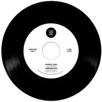 GREENWOOD / SPARKLE (Black  Vinyl) -Repress-  [7inch]