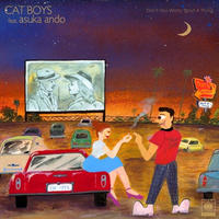 CAT BOYS feat. asuka ando / Don't You Worry 'Bout A Thing [7inch]