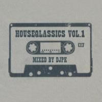 DJ PK / HOUSEQLASSICS VOL.1 [MIX CDR]