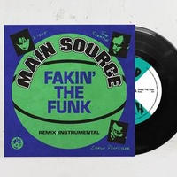 3月下旬入荷予定 - MAIN SOURCE / FAKIN' THE FUNK [7inch]