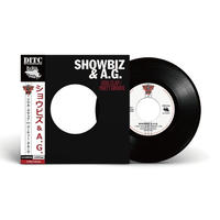 SHOWBIZ & A.G. -  SOUL CLAP b/w PARTY GROOVE [7INCH]