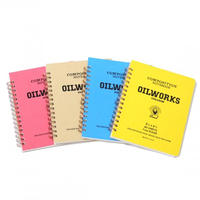 OILWORKS Penco Coils Notebook