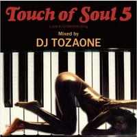 DJ TOZAONE / Touch of Soul 5 [MIX CD]