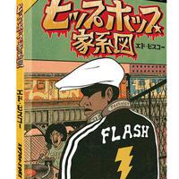 エド・ピスコー(翻訳:綾井亜希子) / ヒップホップ家系図 vol.1(1970~1981)ソフトカバー [BOOK]