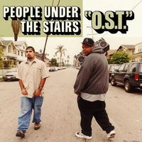 PEOPLE UNDER THE STAIRS / O.S.T.  [2LP]