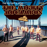 The Mighty Mocambos / The Future Is Here (surf blue colour vinyl) [LP]