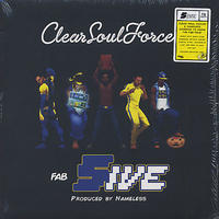 Clear Soul Forces / Fab Five [2LP]