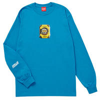 CHILL WAVE L/S TEE (BLUE)