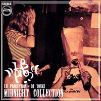 I.B PRODUCTION × DJ YOSKE / MIDNIGHT COLLECTION [MIX CD]