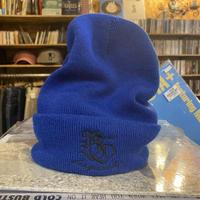 Banguard×Lef deep Knit Cap(blue&black)