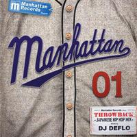 DJ DEFLO / THROWBACK JAPANESE HIP HOP MIX [MIX CD]