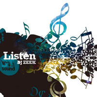 DJ ZEEK / LISTEN [MIX CD]