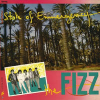 THE FIZZ / STATE OF EMMERGENCY [LP]