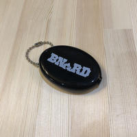 BNGRD Rubber Coin Case (BLACK)