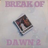 DJ KAAMEN / BREAK OF DAWN 2 [MIX CD]