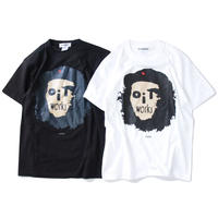 OILCH T-SHIRTS (BLACK/WHITE)