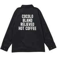 HOT COFFEE COTTON JKT(BLACK)