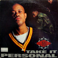 Gang Starr / Take It Personal [7INCH]