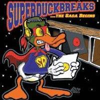 DJ Babu / Super Duck Breaks [GOLD] [LP]
