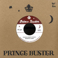 BUSTER ALL STARS / CHARLES STREET COWBOY [7inch]