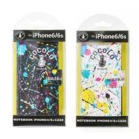SPRASH BONG iPHONE CASE (iPHONE 6対応)(BLACK&WHITE)