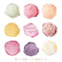 RAU DEF / DELICACY [CD]