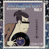 DJ KAZZMATAZZ / JAPANESE BOY [MIX CD]
