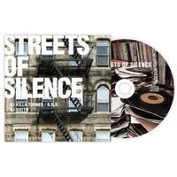 DJ KILLA TURNER / B.D. & DJ DATTU - STREETS OF SILENCE [MIX CD]