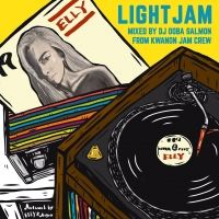 DJ OOBA SALMON / LIGHT JAM [MIX CD]