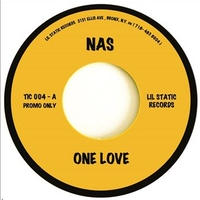 NAS / THE HEATH BROTHERS - ONE LOVE / SMILING BILLY SUITE PT. 2 [7inch]
