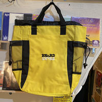 BNGRD BACK PACK (YELLOW)