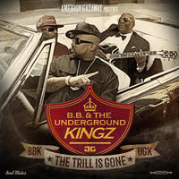 UGK VS B.B. KING / TRILL IS GONE [2LP]