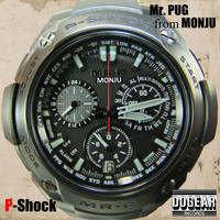 Mr.PUG / P-Shock [CD]