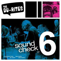 DU-RITES (PABLO MARTIN & J-ZONE) / SOUND CHECK AT 6 (RECORDED LIVE!) [LP]