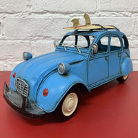 [toy car] ブリキ シトロエン 2CV サーフ