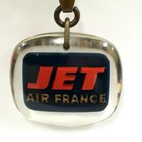 [Keychain]AIR FRANCE JET BOEING 707