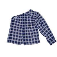 HIBIKI one shoulder blouse/BL
